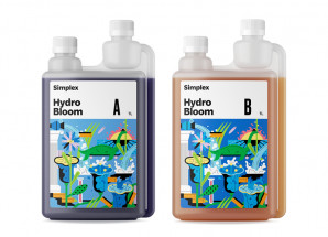SIMPLEX Hydro Bloom A+B 0,5 L